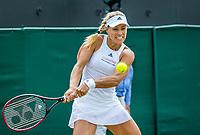 London, England, 8 th July, 2017, Tennis,  Wimbledon, Angelique Kerber (GER)<br /> Photo: Henk Koster/tennisimages.com
