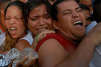 Círio de Nazaré.<br /> Belém, Pará, Brasil.<br /> Foto Paulo Santos<br /> 10/10/2010