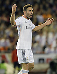 Real Madrid's Daniel Carvajal during spanish KIng's Cup Final match.April 16,2014. (ALTERPHOTOS/Acero)