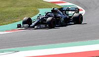 11th September 2020; Mugello race track, Scarperia e San Piero, Tuscany, Italy ; Formula 1 Grand Prix of Tuscany, Free practise; 77 Valtteri Bottas FIN, Mercedes-AMG Petronas Formula One Team