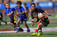 Rippa rugby. Day two of the 2020 HSBC World Sevens Series Hamilton at FMG Stadium in Hamilton, New Zealand on Sunday, 26 January 2020. Photo: Dave Lintott / lintottphoto.co.nz