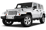 Jeep Wrangler Unlimited Sahara SUV 2013