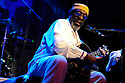 James Blood Ulmer performs at the Ponderosa Stomp in New Orleans, Tues., April 28, 2009.