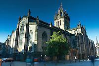 St Giles Cathedral, The Royal Mile, Edinburgh