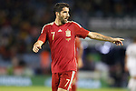 Spain's Raul Garcia during international friendly match.November 18,2014. (ALTERPHOTOS/Acero)