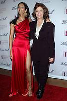 NEW YORK CITY, NY, USA - MARCH 07: Padma Lakshmi, Susan Sarandon at the 6th Annual Blossom Ball Benefiting Endometriosis Foundation Of America held at 583 Park Avenue on March 7, 2014 in New York City, New York, United States. (Photo by Jeffery Duran/Celebrity Monitor)