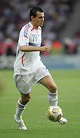 Willy Sagnol.  Italy defeated France on penalty kicks after leaving the score tied, 1-1, in regulation time in the FIFA World Cup final match at Olympic Stadium in Berlin, Germany, July 9, 2006.