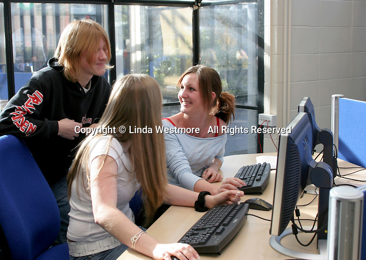 Computer Studies at Further Education College.