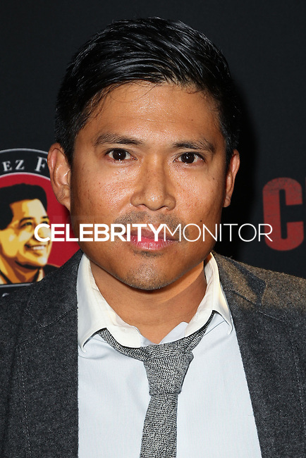 """HOLLYWOOD, LOS ANGELES, CA, USA - MARCH 20: Darian Basco at the Los Angeles Premiere Of Pantelion Films And Participant Media's """"Cesar Chavez"""" held at TCL Chinese Theatre on March 20, 2014 in Hollywood, Los Angeles, California, United States. (Photo by Celebrity Monitor)"""