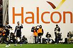 Cristiano Ronaldo scores during La Liga match between Rayo Vallecano and Real Madrid at Vallecas Stadium in Madrid, Spain. April 08, 2015. (ALTERPHOTOS/Caro Marin)