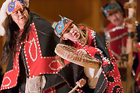 Festival of Native Arts, Naa Luudisk Gwaii Yatx'i, Native dance and art celebration in Fairbanks, Alaska