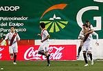 Madrid (03/03/2012).-Campo de Futbol de Vallecas..Liga BBVA..Rayo Vallecano-Real Racing Club..Gol de Michu...©Alex Cid-Fuentes.......