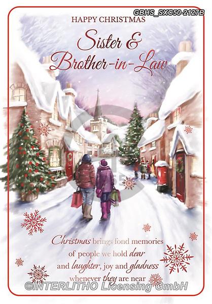 John, CHRISTMAS LANDSCAPES, WEIHNACHTEN WINTERLANDSCHAFTEN, NAVIDAD PAISAJES DE INVIERNO, paintings+++++,GBHSSXC50-2127B,#xl#