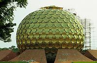 """S?dasien Asien Indien IND Auroville bei Pondicherry .Tempel  Matri Mandir -  Meditation Religion Gebetshaus sakral xagndaz   .Asia India IND Auroville near Pondicherry temple and meditation hall Matri mandir .  [ copyright (c) Joerg Boethling / agenda , Veroeffentlichung nur gegen Honorar und Belegexemplar an / publication only with royalties and copy to:  agenda PG   Rothestr. 66   Germany D-22765 Hamburg   ph. ++49 40 391 907 14   e-mail: boethling@agenda-fototext.de   www.agenda-fototext.de   Bank: Hamburger Sparkasse  BLZ 200 505 50  Kto. 1281 120 178   IBAN: DE96 2005 0550 1281 1201 78   BIC: """"HASPDEHH"""" ,  WEITERE MOTIVE ZU DIESEM THEMA SIND VORHANDEN!! MORE PICTURES ON THIS SUBJECT AVAILABLE!! INDIA PHOTO ARCHIVE: http://www.visualindia.net ] [#0,26,121#]"""