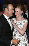 Kevin Spacey and Kate Bosworth attend The Museum of Moving Image Award honoring Kevin Spacey at 583 Park on April 9, 2014 in New York City.