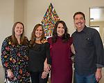 A photograph taken during Reno Magazine's Home Decor Workshop at Aspen Leaf Interiors Studio in Reno on Saturday, March 24, 2018.