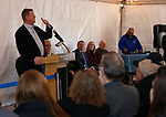Nevada Congressman Mark Amodei speaks at the celebration of the 150th year of the Carson City Mint at the Nevada State Museum, in Carson City, Nev. on Tuesday, Feb. 4, 2020. <br /> Photo by Cathleen Allison/Nevada Momentum