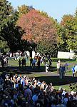 October 24, 2014: Keeneland Scenes.  Candice Chavez/ESW/CSM