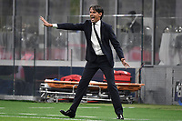 Simone Inzaghi coach of FC Internazionale during the Uefa Champions League group D football match between FC Internazionale and Real Madrid at San Siro stadium in Milano (Italy), September 15th, 2021. Photo Andrea Staccioli / Insidefoto