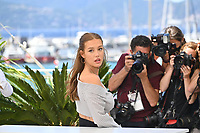 CANNES, FRANCE. July 13, 2021: Adele Exarchopoulos at the photocall for Bac Nord at the 74th Festival de Cannes.<br /> Picture: Paul Smith / Featureflash
