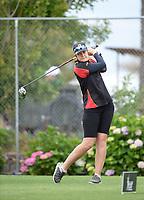 Sian Stevenson, Waikato, 2019 New Zealand Women's Interprovincials, Maraenui Golf Club, Napier, Hawke's Bay, New Zealand, Tuesday 03rd December, 2019. Photo: Sarah Lord/www.bwmedia.co.nz