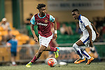 West Ham United vs Leicester City during the Main of the HKFC Citi Soccer Sevens on 21 May 2016 in the Hong Kong Footbal Club, Hong Kong, China. Photo by Lim Weixiang / Power Sport Images