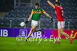 Seán O'Shea, Kerry during the Munster GAA Football Senior Championship Semi-Final match between Cork and Kerry at Páirc Uí Chaoimh in Cork.
