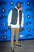 LOS ANGELES - SEP 30:  Trevor Jackson at the Halloween Road Talent And Press Preview Night at Heritage Square Museum on September 30, 2021 in Los Angeles, CA