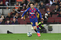 Riqui Puig<br /> Barcelona 02-02-2020 Camp Nou <br /> Football 2019/2020 La Liga <br /> Barcelona Vs Levante <br /> Photo Paco Larco / Panoramic / Insidefoto <br /> ITALY ONLY