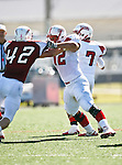 Justin NW vs. Keller Central (Varsity Football)