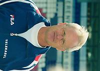 VOETBAL: HEERENVEEN: 1999, Abe Lenstra Stadion, SC Heerenveen Teampresentatie Pers, Foppe de Haan, ©foto Martin de Jong
