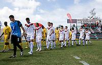 Canada U-17 Men vs Barbados U-17 Men February 18 2011