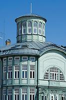 Haus am Strand von Jurmala-Majoriam Strand von Jurmala-Majori, Lettland, Europa