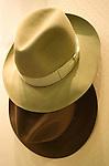 Hats, Borsalino, Rome, Italy, Europe