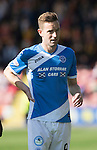 Partick Thistle v St Johnstone…10.09.16..  Firhill  SPFL<br />Steven MacLean<br />Picture by Graeme Hart.<br />Copyright Perthshire Picture Agency<br />Tel: 01738 623350  Mobile: 07990 594431