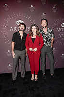 Lady A  - Dave Haywood, Hillary Scott and Charles Kelley attend the 2021 CMT Artist of the Year on October 13, 2021 in Nashville, Tennessee. Photo: Ed Rode/imageSPACE/MediaPunch