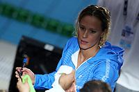 Federica Pellegrini AQUA CENTURIONS<br /> Napoli 12-10-2019 Piscina Felice Scandone <br /> ISL International Swimming League <br /> Photo Cesare Purini/Deepbluemedia/Insidefoto