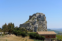 Castello Manfredonico, Sizilien, Italien