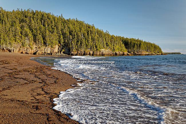 Jasper Beach, Machiasport, Maine, USA