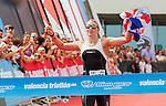 Toro Loco Valencia Triatlon.<br /> Segundo dia de competicion.<br /> Distancia olimpica.<br /> Valencia - España.<br /> 8 de septiembre de 2013.