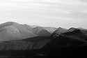 An outlook to rough and rugged Carrigain Notch on an early summers morning is sure to make a nice black and white image.