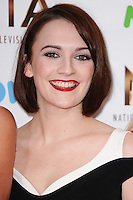 Charlotte Ritchie<br /> in the winners room at the National TV Awards 2017 held at the O2 Arena, Greenwich, London.<br /> <br /> <br /> ©Ash Knotek  D3221  25/01/2017