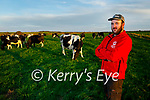 Pa Lucid a member of Causeway Macra Na Feirme on his farm in Castleshannon, Causeway