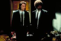 """Pulp Fiction"" John Travolta, Samuel L. Jackson © 1994 Miramax"