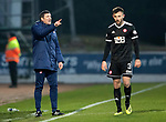 St Johnstone v Hamilton Accies…19.01.19…   McDiarmid Park    Scottish Cup 4th Round<br />Accies boss Martin Canning shouts instructions<br />Picture by Graeme Hart. <br />Copyright Perthshire Picture Agency<br />Tel: 01738 623350  Mobile: 07990 594431