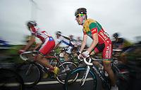Gediminas Bagdonas (LTU)<br /> <br /> 2013 Skoda Tour de Luxembourg<br /> stage 1: Luxembourg - Hautcharage (184km)