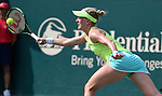 April 6, 2016:   Allison Riske (USA) loses to Venus Williams (USA) 6-4, 6-2, at the Volvo Car Open being played at Family Circle Tennis Center in Charleston, South Carolina.  ©Leslie Billman/Tennisclix/Cal Sport Media