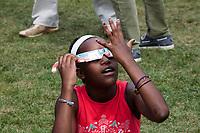 Solar Eclipse Viewing - MIT - Cambridge, MA - 21 Aug 2017