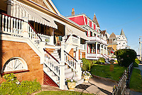 Victorian houses, Cape May, New Jersey, USA, Cape May, New Jersey, USA