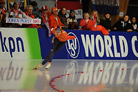 SPEEDSKATING: ERFURT: 19-01-2018, ISU World Cup, 1000m Ladies A Division, Jorien ter Mors (NED), photo: Martin de Jong